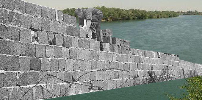 فرات؛ میراثدار دیوار برلین