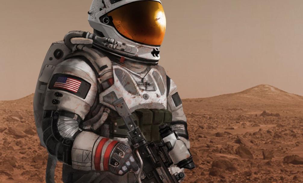 آیا فضا به عرصه نبرد ملل تبدیل خواهد شد؟