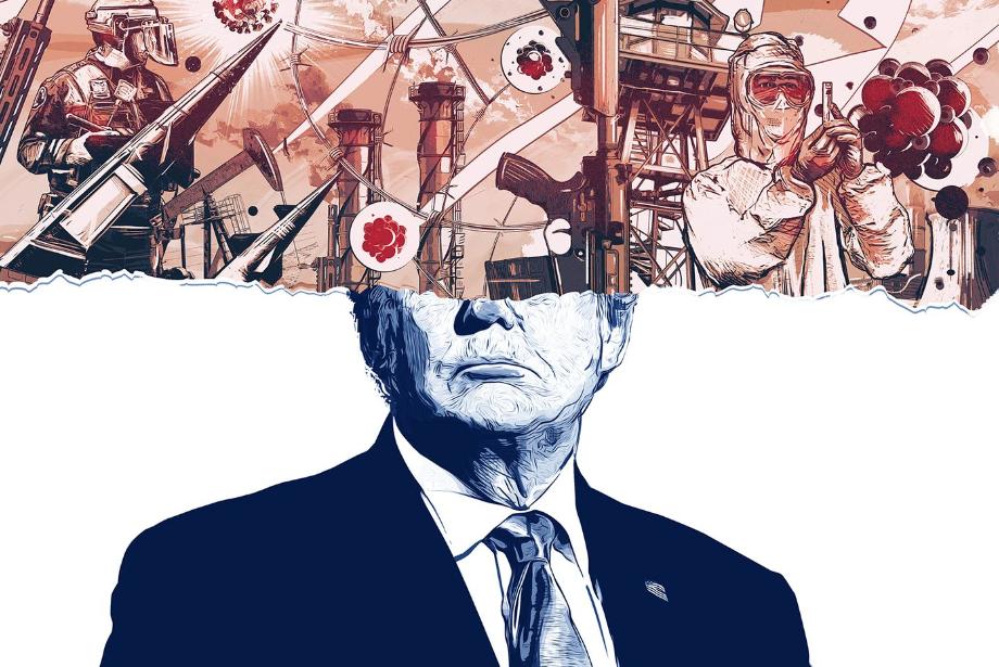 دونالد ترامپ؛ کرونانشناسی که ویروسی شد!