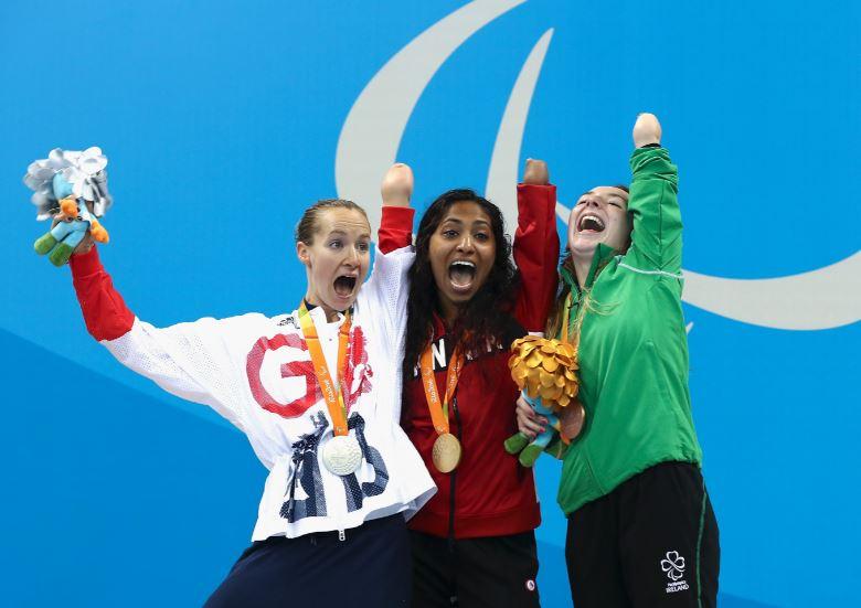 پرافتخارترین زنان پارالمپیکی